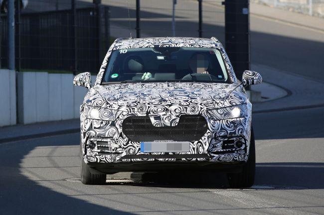 2017 Audi Q5 Front