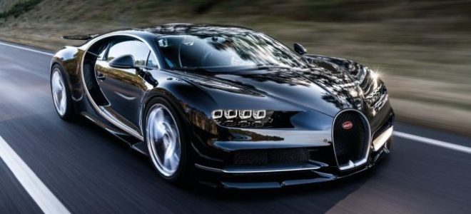 Bugatti chiron release date