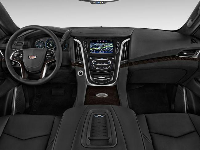 2017 Cadillac Escalade Dashboard