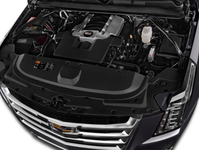 2017 Cadillac Escalade Engine