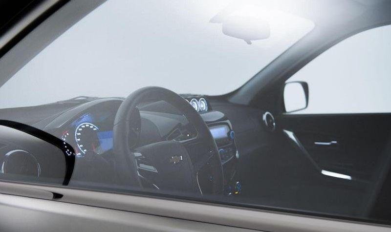 2017 Chevrolet Niva Interior