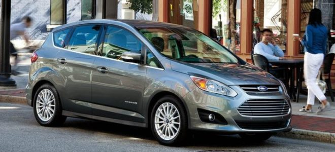 Scheduled For Release At The Beginning Of 2017 New Ford C Max Isn T Something You See Every Day Although It May Look Like An Ordinary Small Family Car