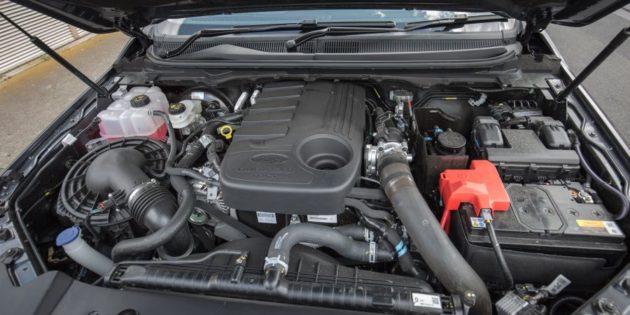 2017 Ford Ranger engine 630x315