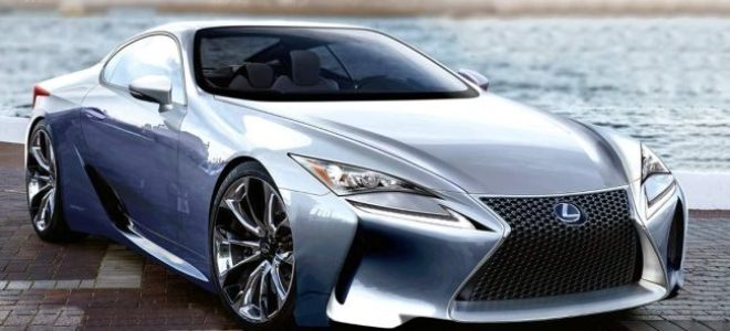 2017 Lexus Sc Review