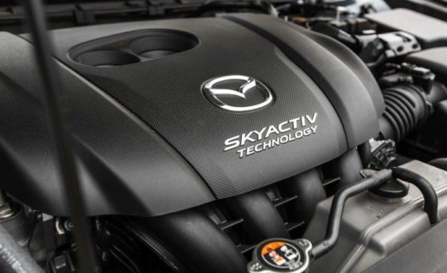 2017 Mazda 3 Engine