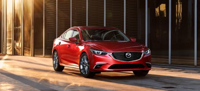 2017 Mazda 6 Release Date Changes