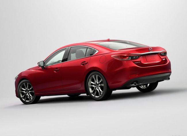 2017 Mazda 6 Exterior