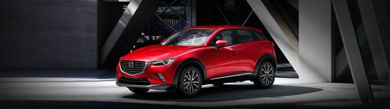 2017 Mazda CX 3 Exterior