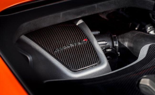 2017 McLaren P14 Engine 1