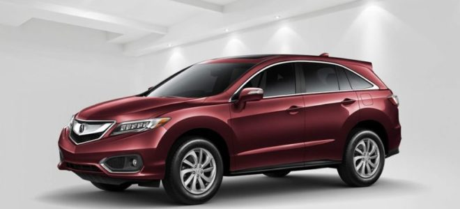 2018 Acura Rdx Release Date News Photos