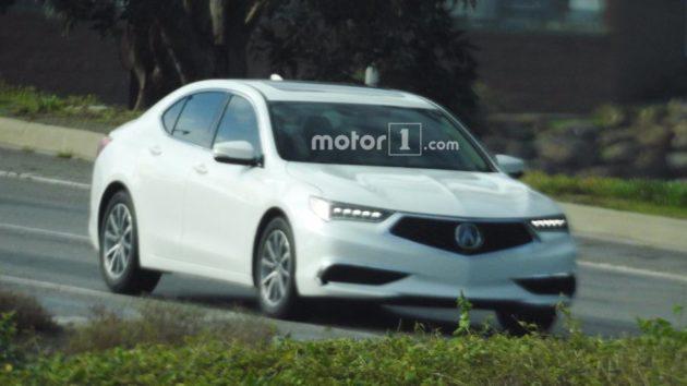 2018 Acura TLX design 630x354