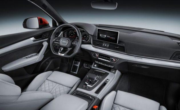 2018 Audi Q5 interior 630x385