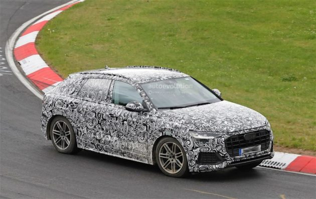 2018 Audi Q8 front right 630x398