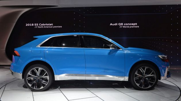 2018 Audi Q8 side view 630x354