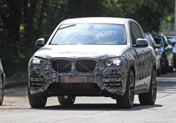 2018 BMW X3 602x420
