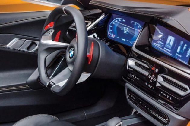 2018 BMW Z4 3 630x420