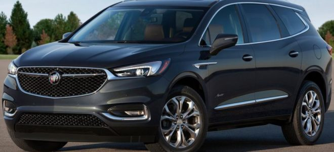 2018 Buick Enclave Price Release Date Specs