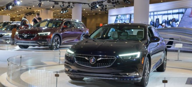 2018 Buick Regal Redesign Price Release Date Wagon Interior