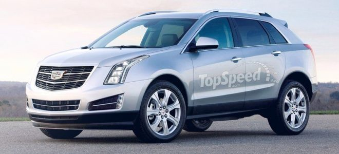 2018 Cadillac Xt3 Price Release Date Spy Photos