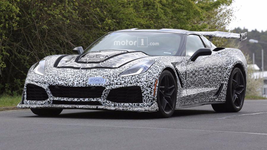 2018 Chevrolet Corvette ZR1 Price, Release date, Zora ...