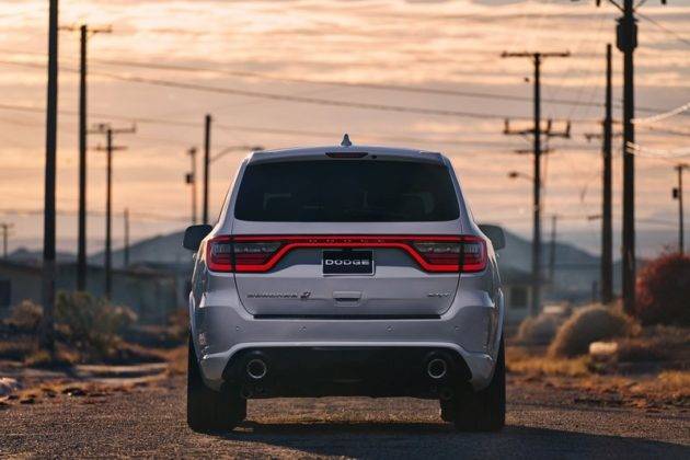 2018 Dodge Durango SRT 3 630x420
