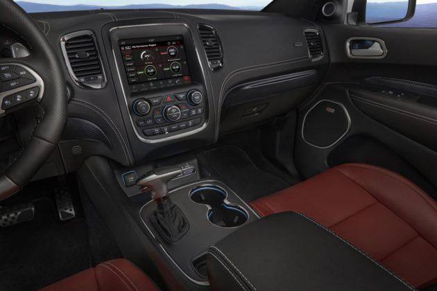 2018 Dodge Durango SRT Interior 630x420