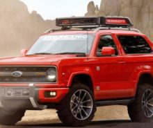 2018 Ford Bronco Featured