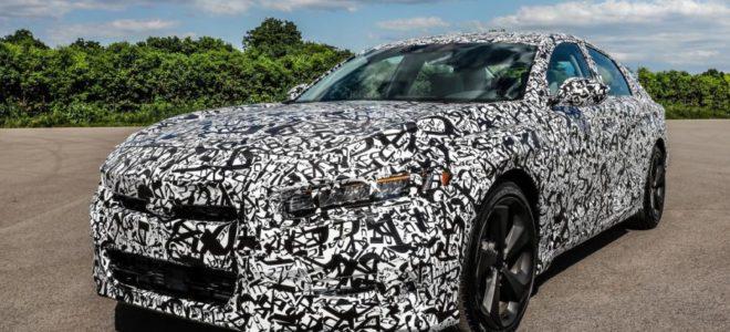 2018 Honda Accord Spy Shots Redesign Release Date Interior