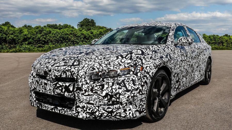 2018 Honda Accord Spy Shots, Redesign, Release date, Interior