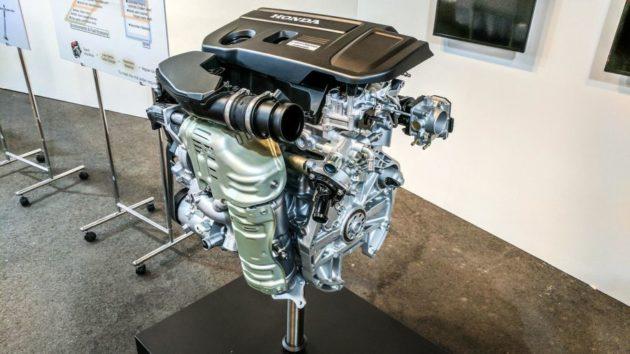 2018 Honda Accord engine 1 630x354