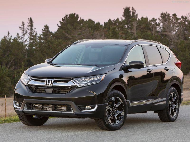 2018 Honda CR V 1