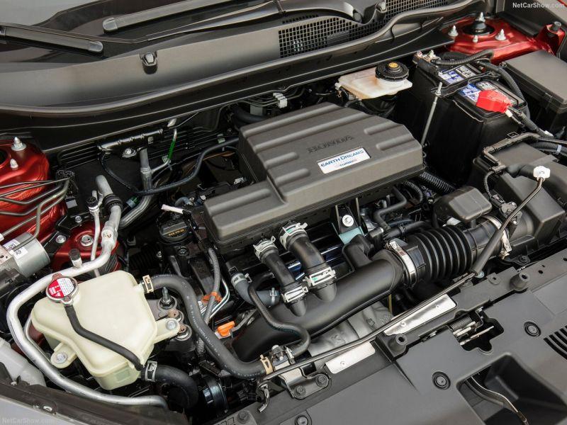 2018 Honda CR V Engine