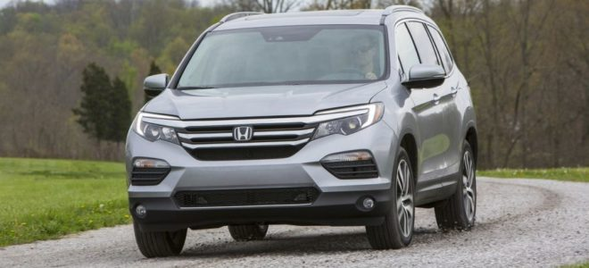 2018 Honda Pilot Redesign Price