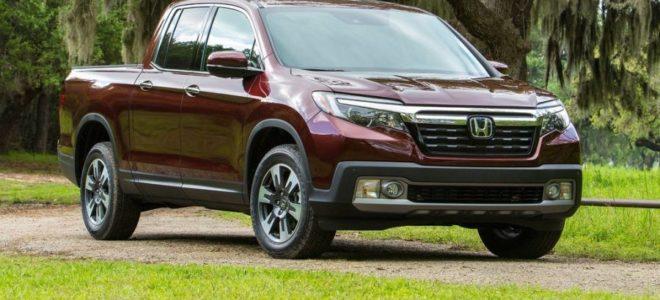 2018 Honda Ridgeline Release Date Price Changes Rumors Sel