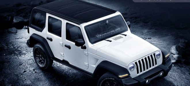 2018 Jeep Wrangler Release Date Redesign