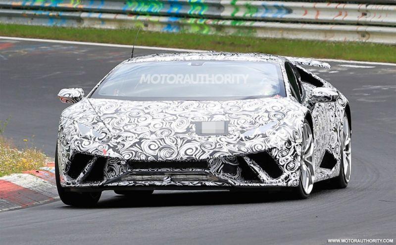 2018 Lamborghini Huracan SuperLeggera Price Interior Spy