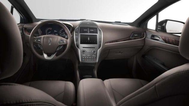 2018 Lincoln MKC interior 630x355