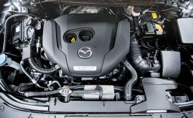 2018 Mazda CX 8 engine 630x385