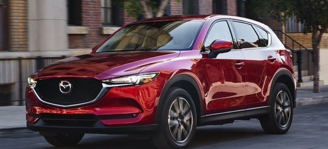2018 Mazda Cx5 Redesign Release Date Changes Price Spy Photos