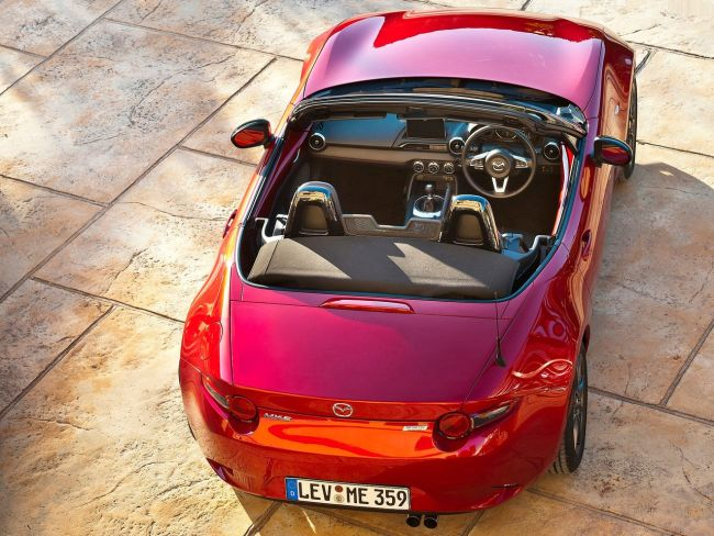 2018 Mazda MX 5 Miata Exterior