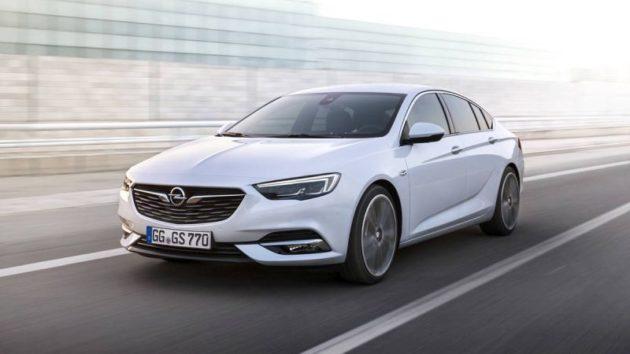 2018 Opel Insignia exterior 630x354