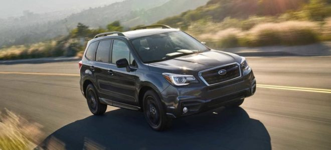 2018 Subaru Forester Release Date Changes