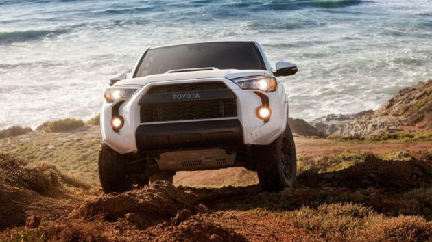 2018 Toyota 4Runner Front end 630x354
