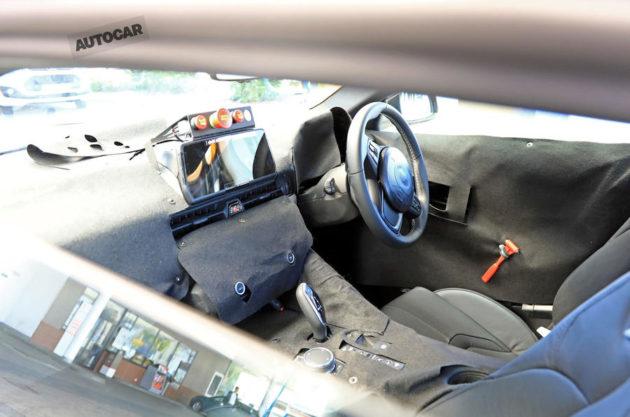 2018 Toyota Supra interior 630x417