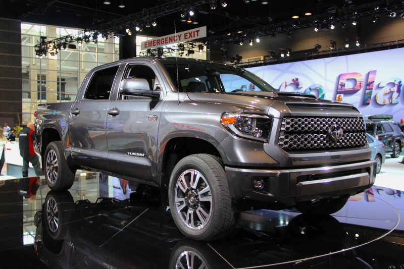 2018 Toyota Tundra Diesel Release Date Spy Photos Redesign