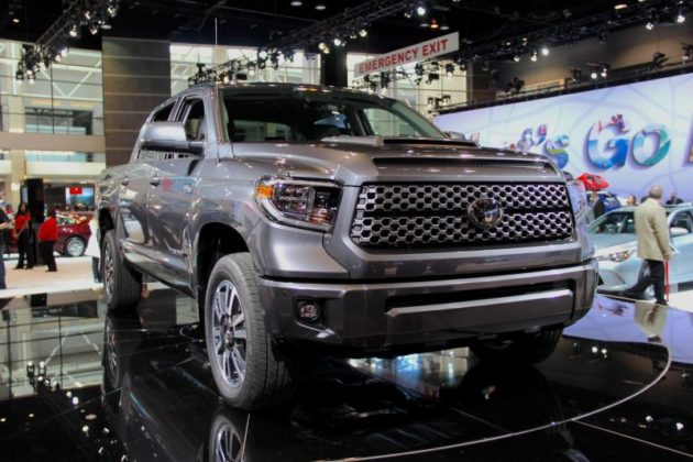 2018 Toyota Tundra Diesel,Release date, Spy Photos, Redesign