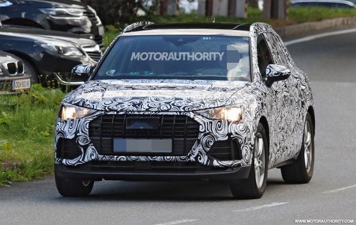 2019 Audi Q3 USA, Redesign, Release date, Price, Spy Photos