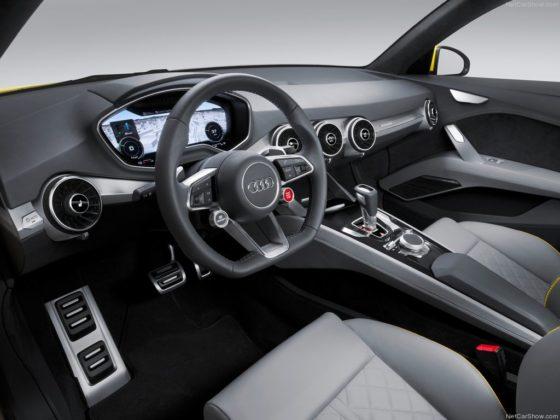 2019 Audi Q4 dashboard 560x420