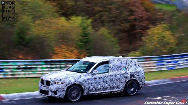 2019 BMW X3 M close up 630x354