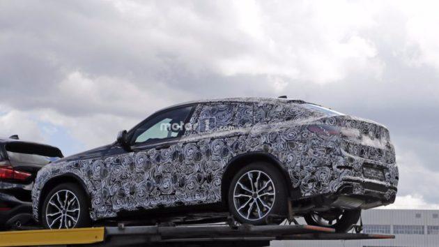 2019 BMW X4 tailgate 630x354